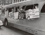 Freedom Riders, photo courtesy of Library of Congress