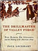 "Cover of ""Drillmaster of Valley Forge"""
